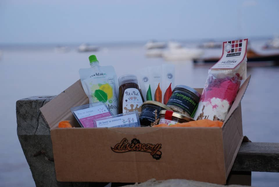 My Discovery Box - Août 2013