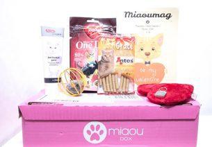 Miaou Box - Février 2014