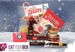 Eat your Box - Décembre '12