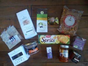 Eat Your Box - Juillet/Aout 2013