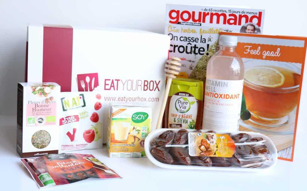 Eat Your Box - Mars 2016