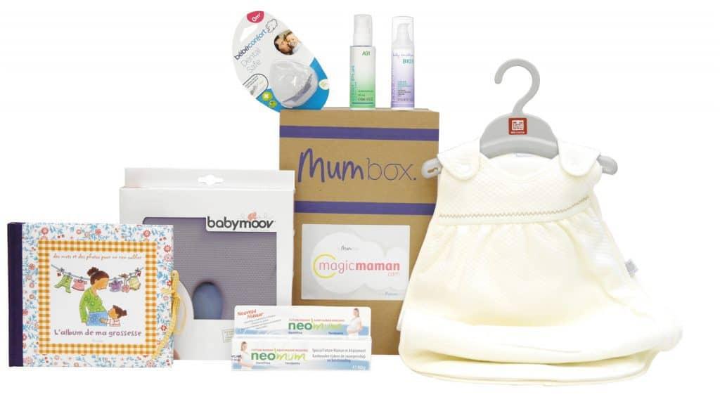 Mum Box Jeunes et Futures Mamans