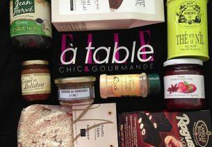 Eat Your Box - Elle à Table