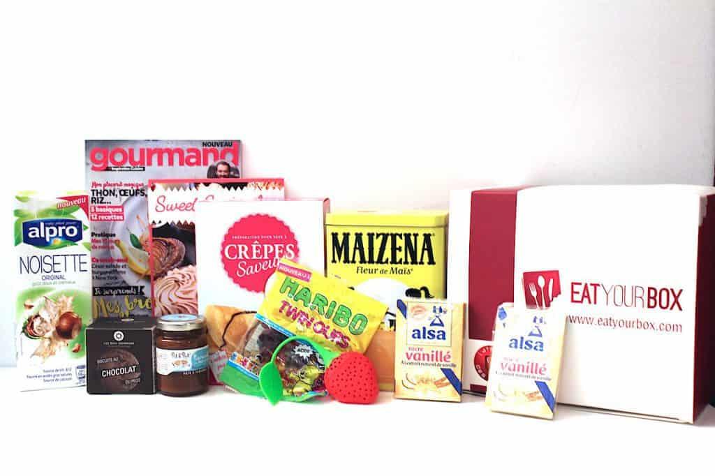 Eat Your Box - Septembre 2015