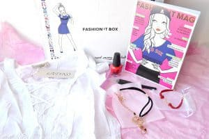 Fashion It Box - Avril 2014