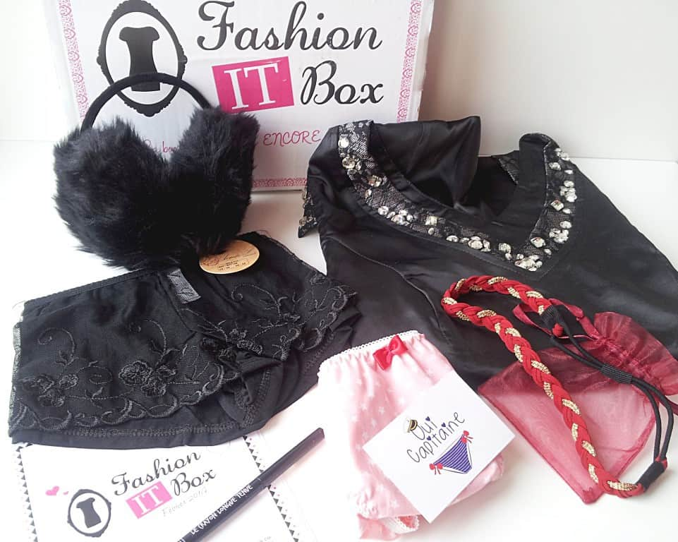 Fashion It Box - Février 2014