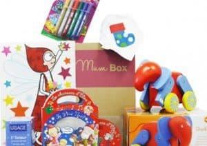 Mum Box - Décembre 2013