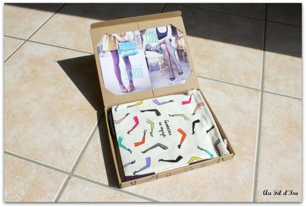 Gambettes Box - Septembre 2013