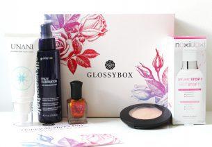 Glossybox - Fête des mères 2015