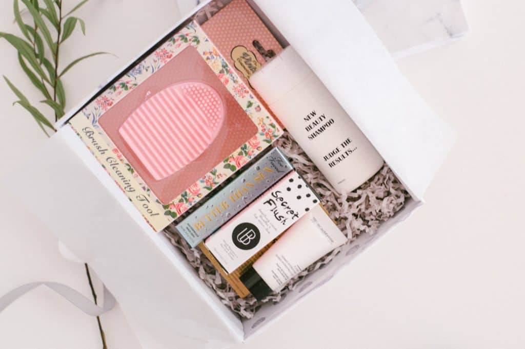 Glossybox - Septembre 2016