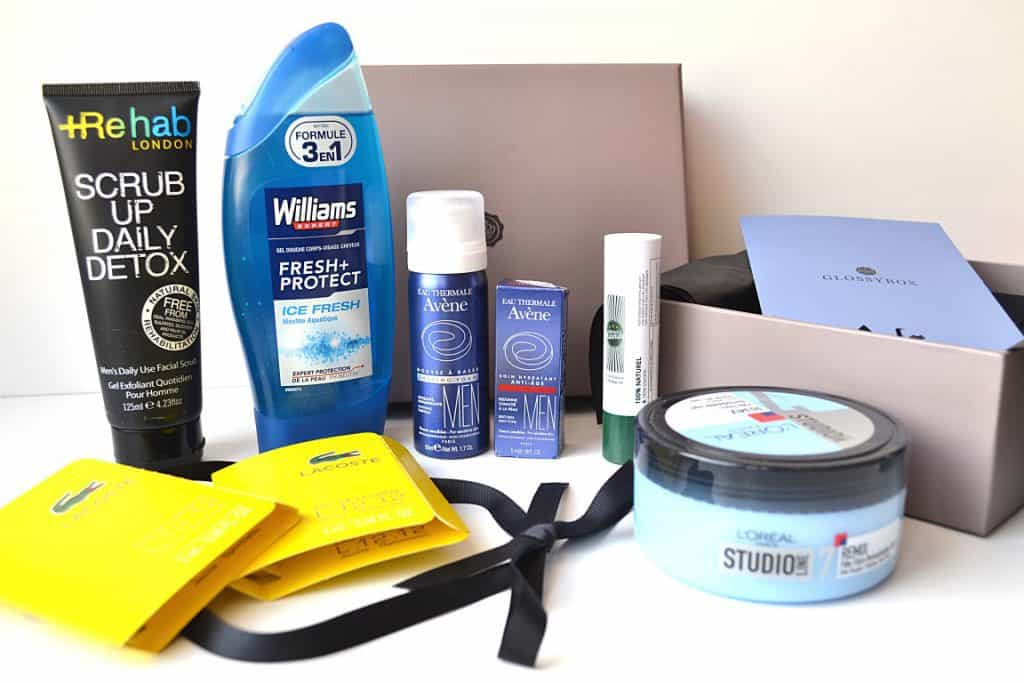 GlossyBox Homme - Juin 2015