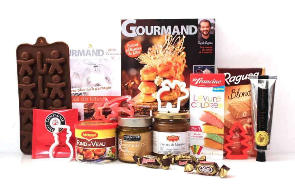 Coffret Gourmand - Décembre 2014