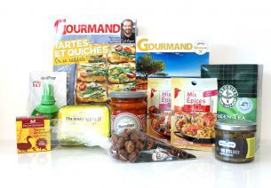 Coffret Gourmand - Avril 2015