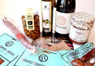 Gourmet Box Ibéric - Janvier 2015