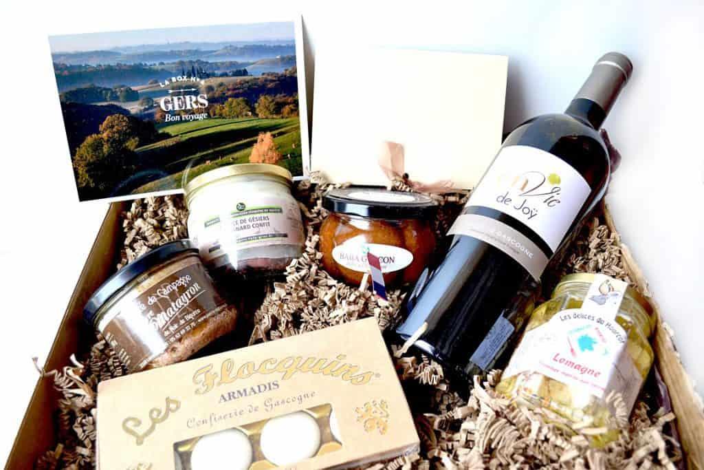 La Gourmet Box - Mars 2015