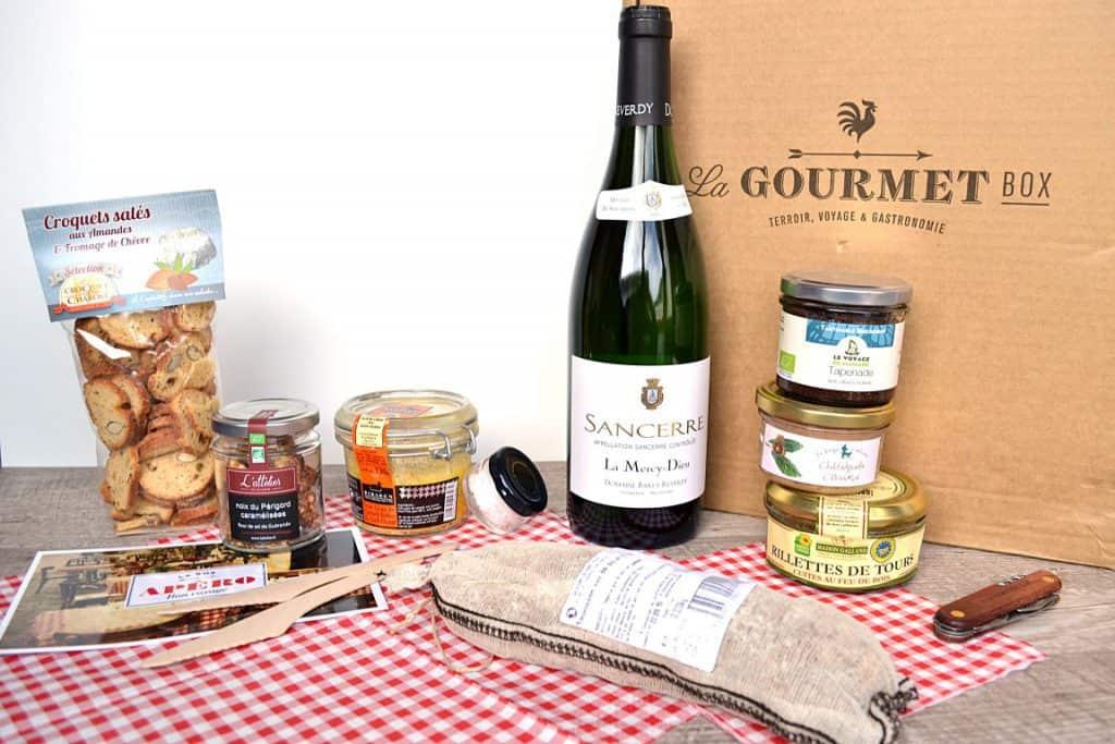 Gourmet Box - La Super Apéro Box