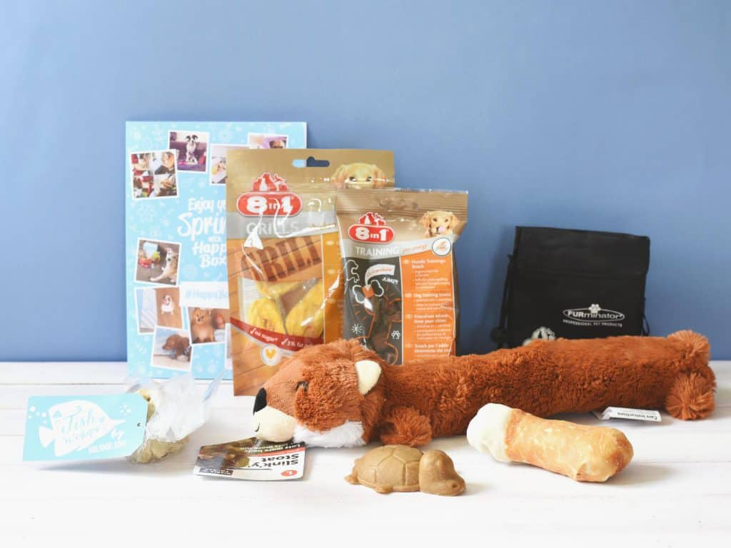 HappyBox - Avril 2016