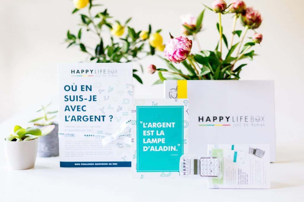 Happy Life Box - Juin 2017