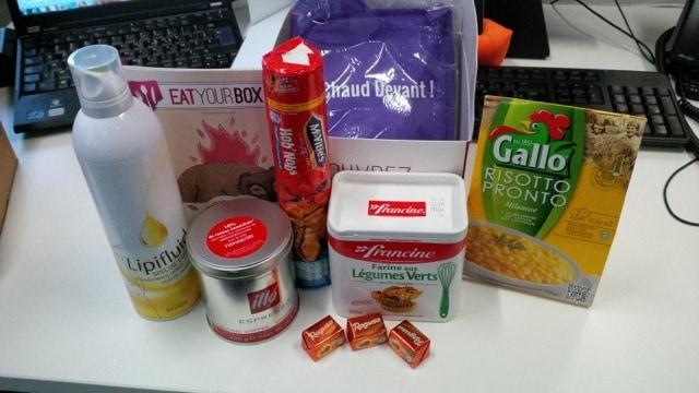 Eat your Box - Novembre 2013