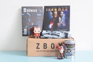 Zbox - Avril 2017