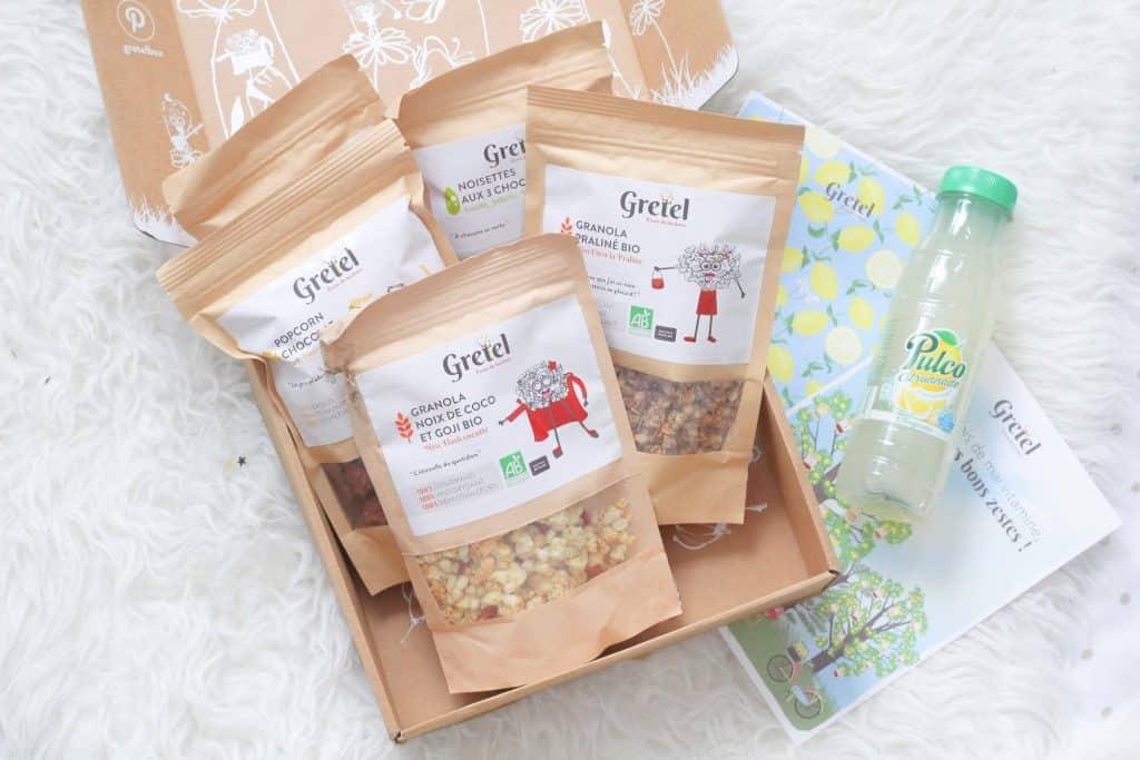 Gretel Box - Mai 2017