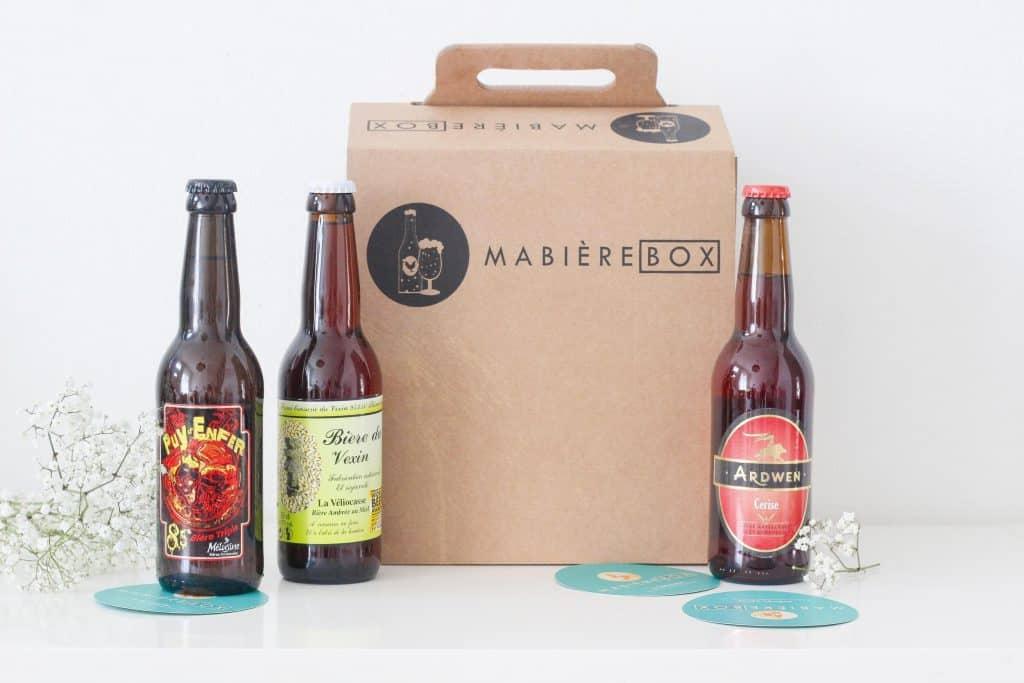 Ma Bière Box - Mai 2017