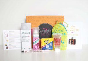 My Sweetie Box - Juillet 2014