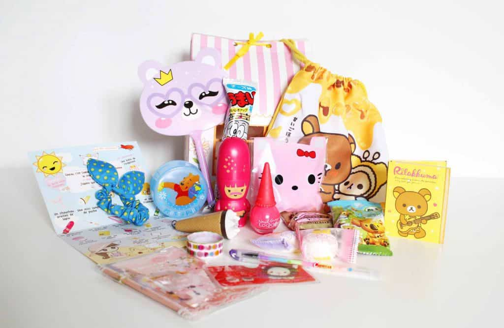 Crazy Kawaii Box - n°6