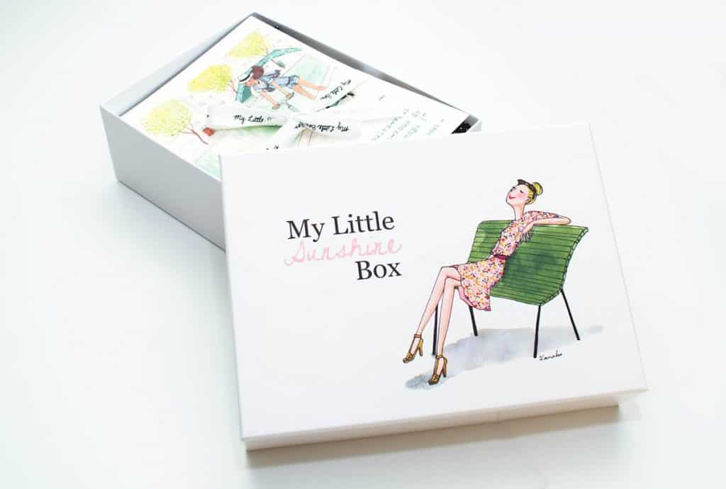 My Little Box - Avril 2013