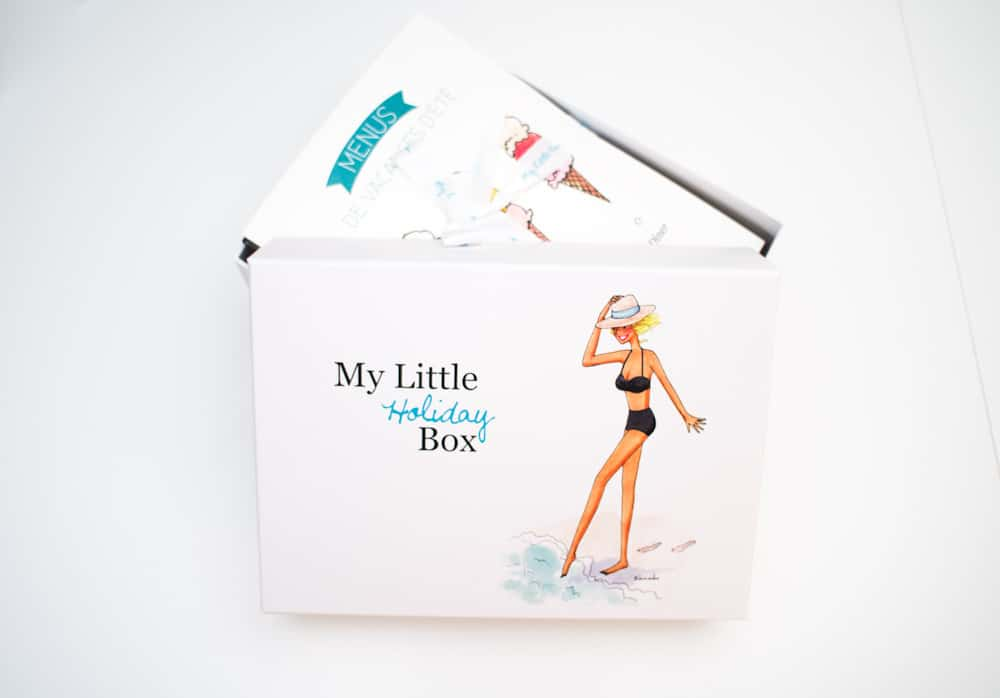 My Little Box - Juillet 2013