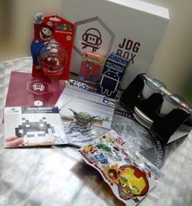 JDG Box #1