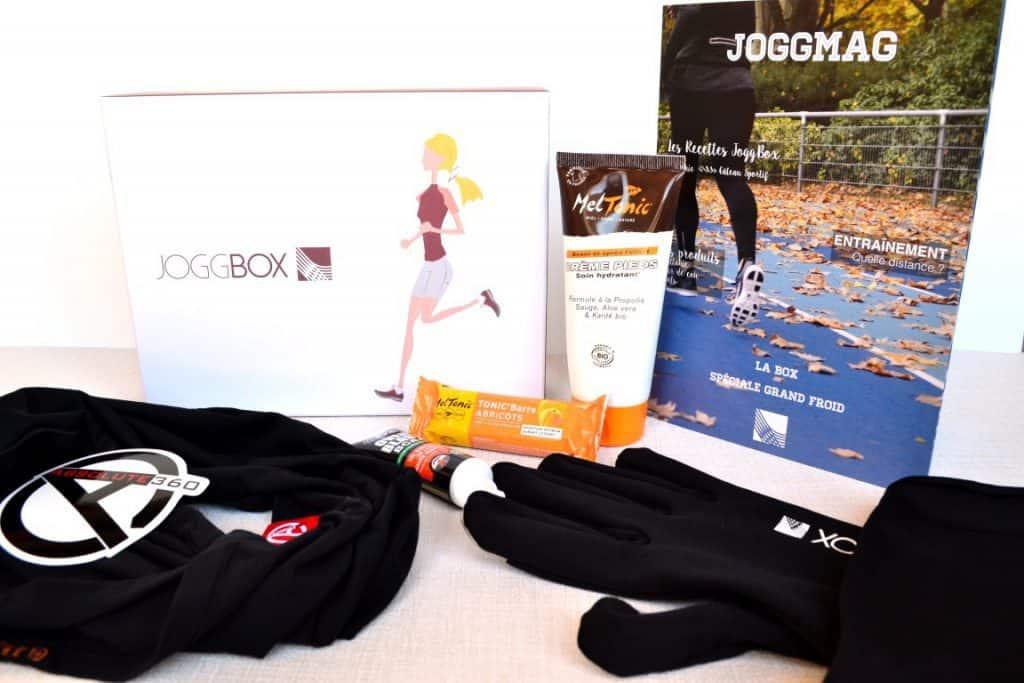 JoggBox - Janvier/Février 2016