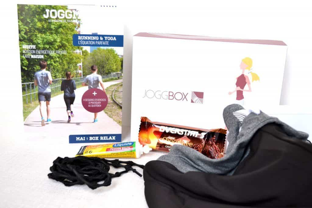 JoggBox - Mai/Juin 2016