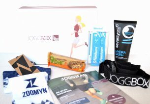 JoggBox - Mars/Avril 2016