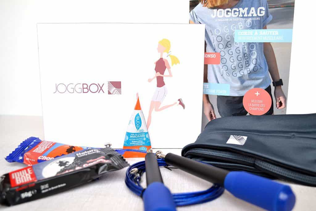 JoggBox - Septembre/Octobre 2016