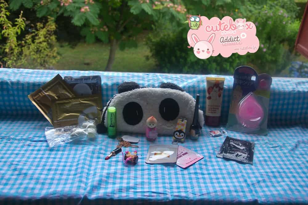 CuteBox - Juillet 2013