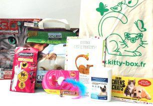 Kitty Box - Mars 2014