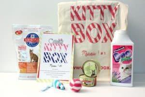 Kitty Box - Février 2014