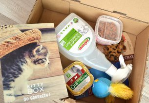 Kitty Box - Juillet 2015