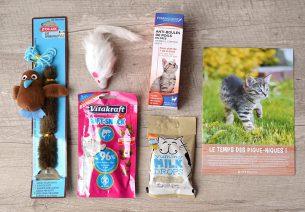 Kitty Box - Juin 2015