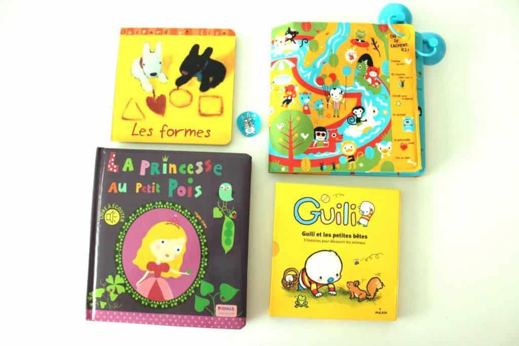 Box Livres Koutchoulou – Juin 2014