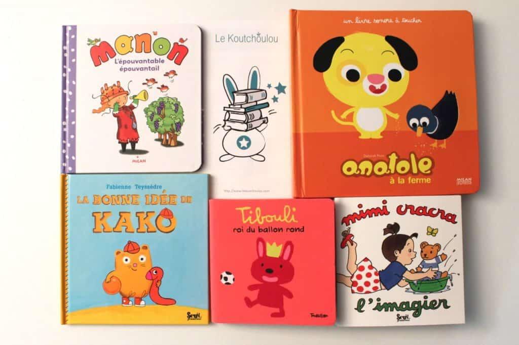 Livres du Koutchoulou – Avril 2014