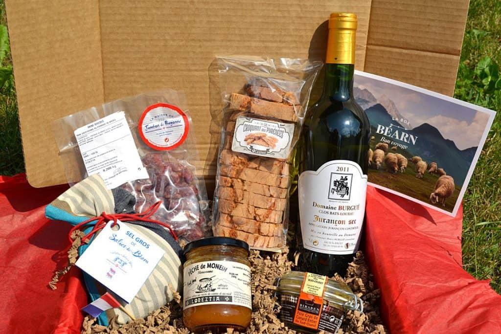 La Gourmet Box - Juin 2015