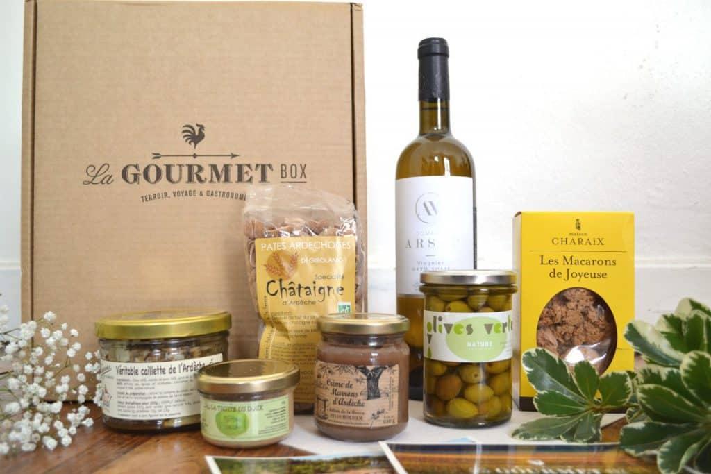 La Gourmet Box - Mai 2017