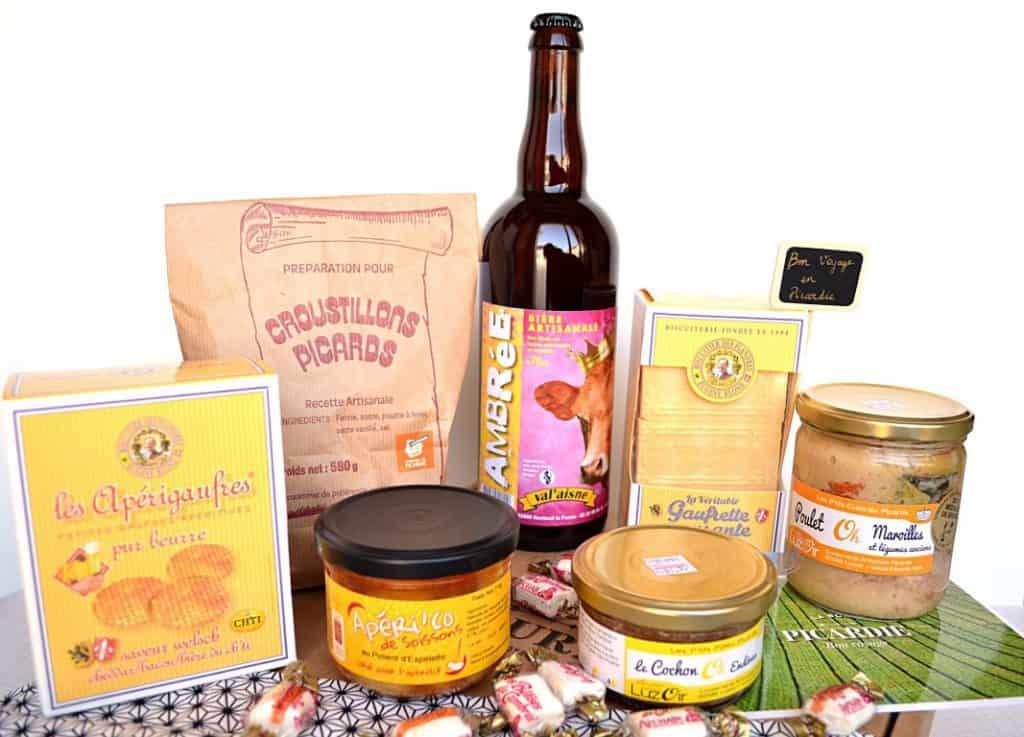 La Gourmet Box - Mars 2016