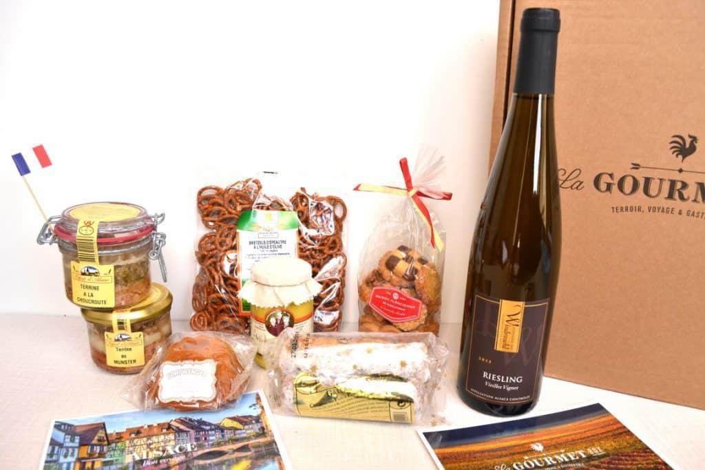 La Gourmet Box - Novembre 2015