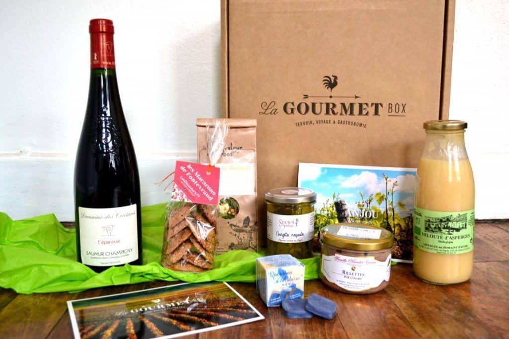 La Gourmet Box - Novembre 2016