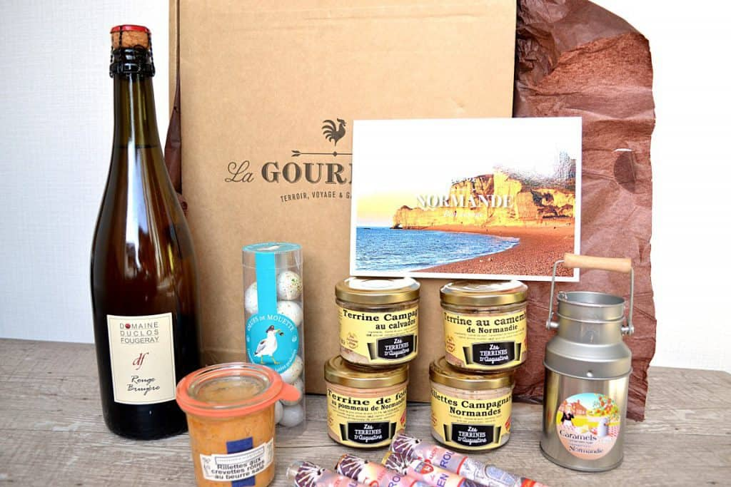 La Gourmet Box - Octobre 2016