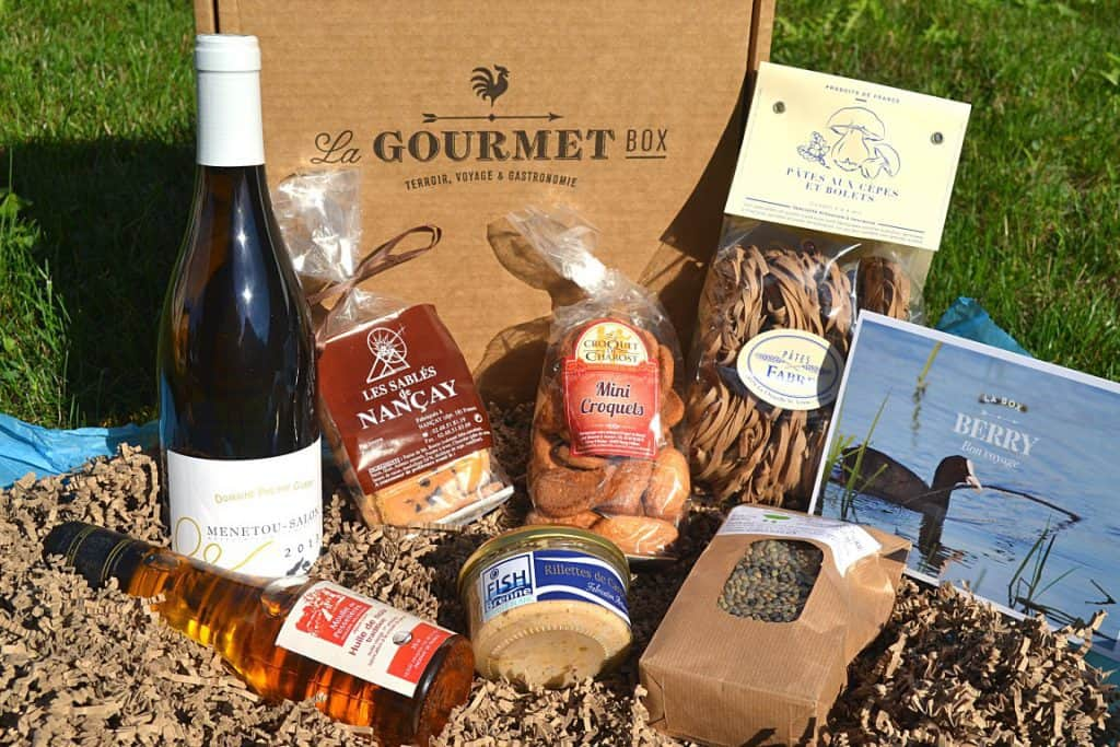 La Gourmet Box - Septembre 2015
