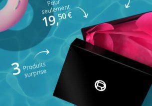 L'Or Box de L'Oréal : Un petit vent de fraîcheur avec l'Aqua Box de juin 2017